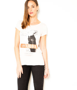 T-shirt femme « Awesome »
