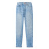 Jean Mom fit femme