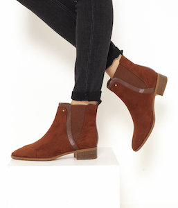 Boots chelsea femme