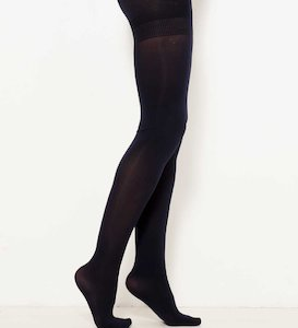 Collants opaques push up femme