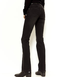 Jean bootcut femme 5 poches