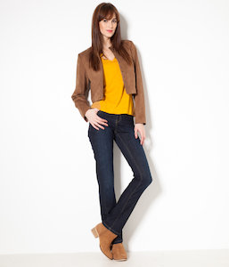 Jean femme 5 poches